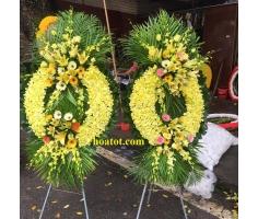 Hoa tang lễ - DH543