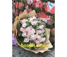 Hoa bó đẹp - DH554