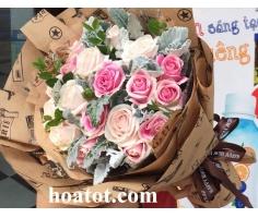 Bó hoa tinh tế - DH560