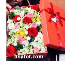 Hộp hoa ý nghĩa - DH578