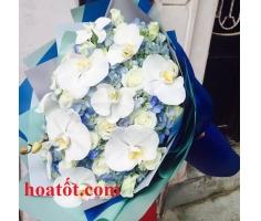 Bó hoa sang trọng - DH588