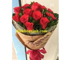 Hoa bó tròn - DH502