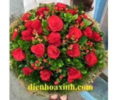 Hoa bó tình yêu - DH350