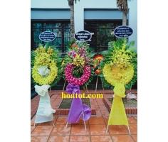 Hoa tang lễ - DH701
