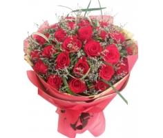 Hoa bó tình đẹp - DH127