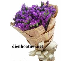 Hoa salem tím thủy chung - DH173