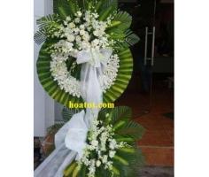 Hoa tang lễ đẹp - DH886