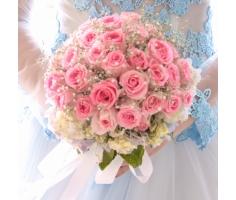 Hoa cầm tay cô dâu - DH632