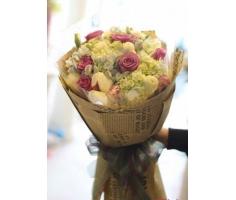 Hoa bó tròn - DH183
