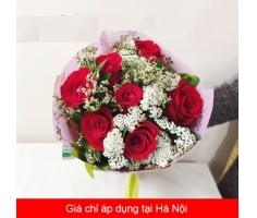 Hoa bó tình yêu đẹp - DH37