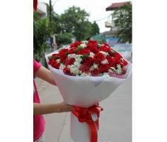 Hoa tình yêu mã-DH40