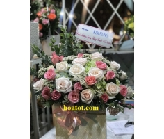 Giỏ hoa - DH671
