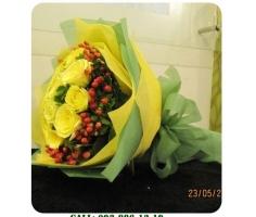 Hoa bó - DH18