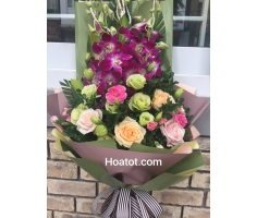 Hoa bó dài - DH633