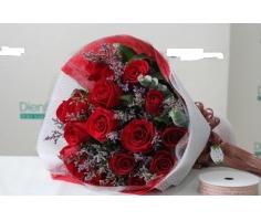 Bó hoa hồng đẹp -DH05