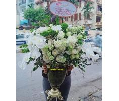 Bình hoa chúc mừng - DH417