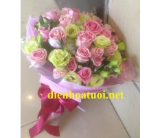 Bó hoa cao cấp - DH207