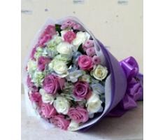 Bó hoa hồng đỏ - DH143
