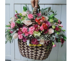 Giỏ hoa - DH734