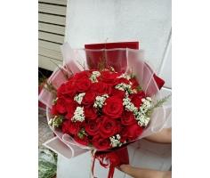 Hoa bó tình nồng thắm - DH128