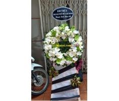 Hoa tang lễ kiểu mới - DH737