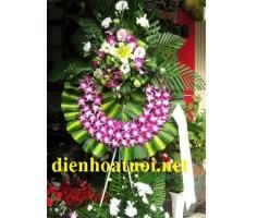 Hoa viếng đám ma - DH395
