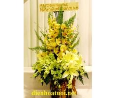 Hoa chúc mừng sang trọng - DH885