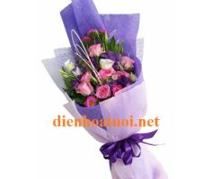 Hoa bó dài giá rẻ - DH1034