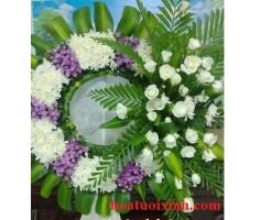 Hoa tang lễ - DH217