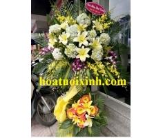 Hoa khai trương đẹp giá rẻ - DH226