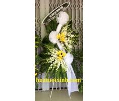 Hoa tang lễ đẹp rẻ - DH278