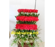 Hoa tình yêu tầng - DH125
