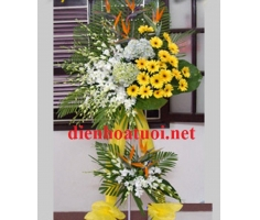 Hoa mừng khai trương đẹp-DH103