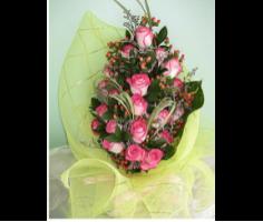 Hoa sinh nhật hồng - DH24