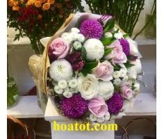 Bó hoa đặc biệt - DH715