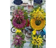 Hoa tang lễ vàng - DH885