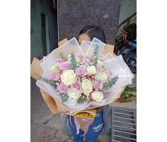 Bó hoa kiểu mới - DH891