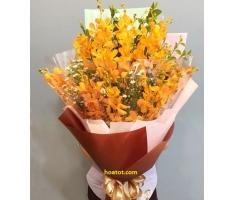 Hoa bó dài đẹp - DH463