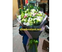 Bó hoa cát tường - DH419