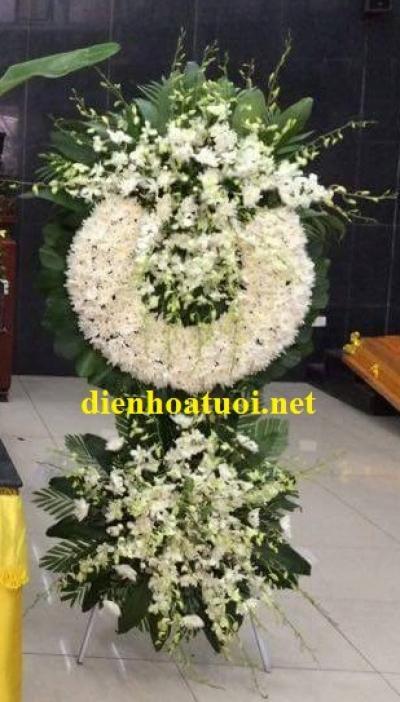 Hoa tang lễ - DH396