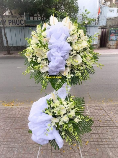 Hoa tang lễ - DH739